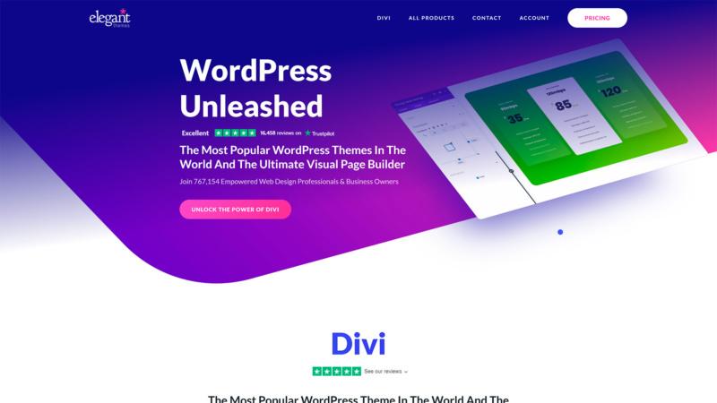 Divi tema wordpress premium