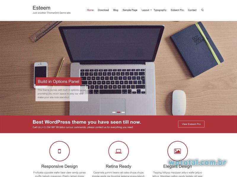 templates wordpress esteem