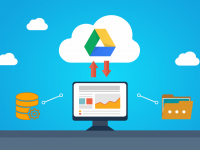 wordpress backup para o google drive