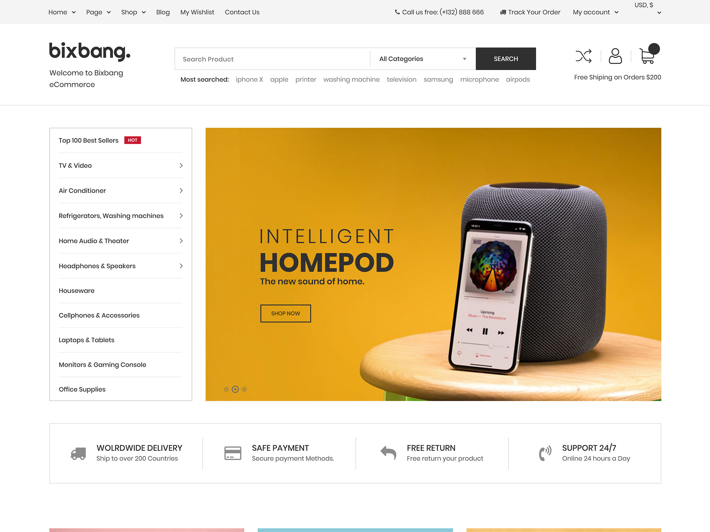 bixbang tema woocommerce wordpress