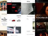 sites incríveis construídos com o WordPress