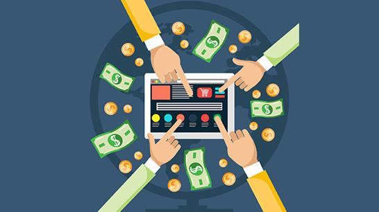formas de monetizar o seu site